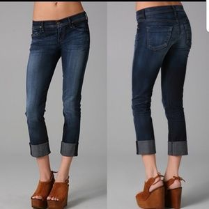 "Citizens of Humanity ""Dani"" Cropped Jean Sz 26"